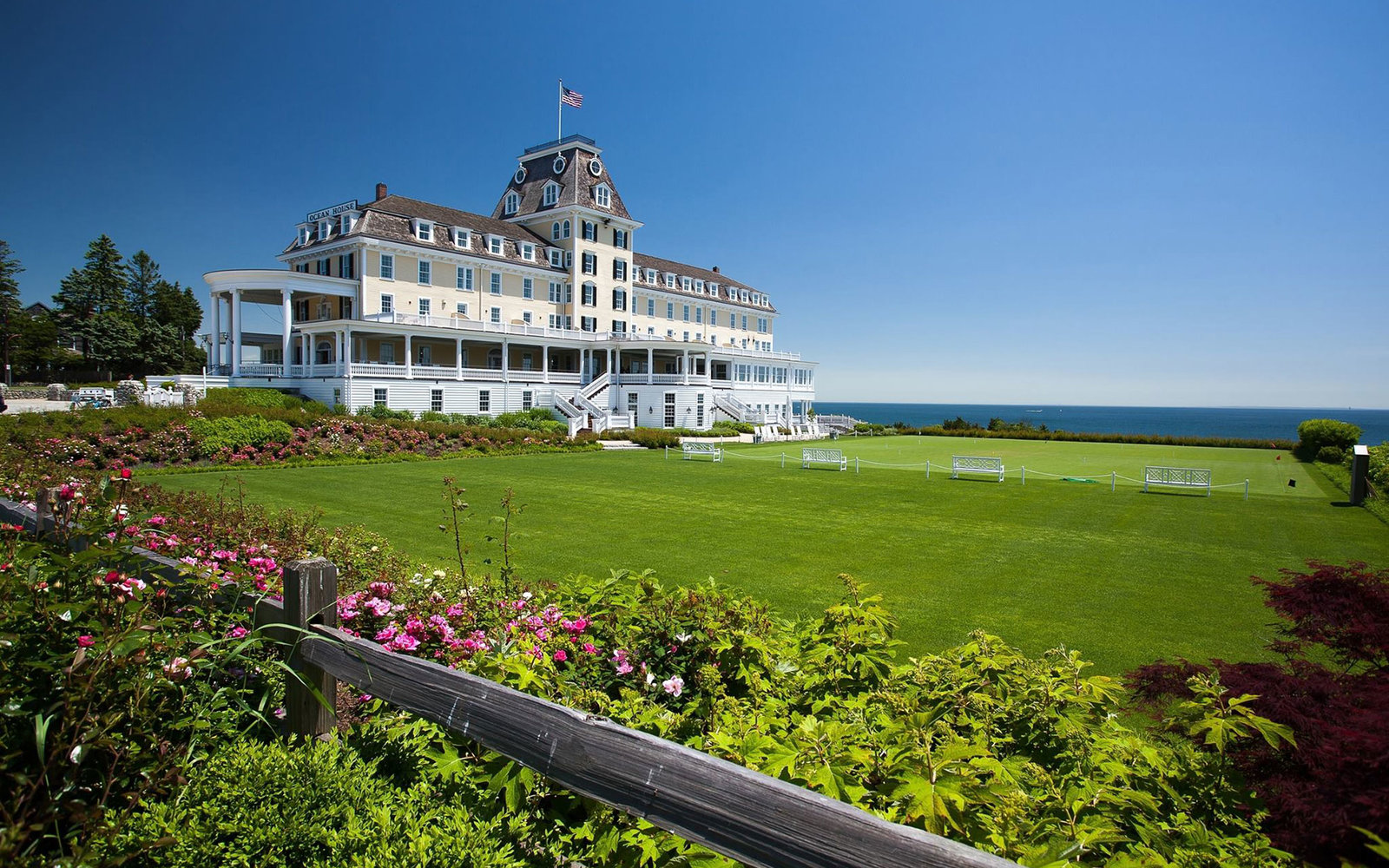 No. 8: Ocean House, Watch Hill, Rhode Island