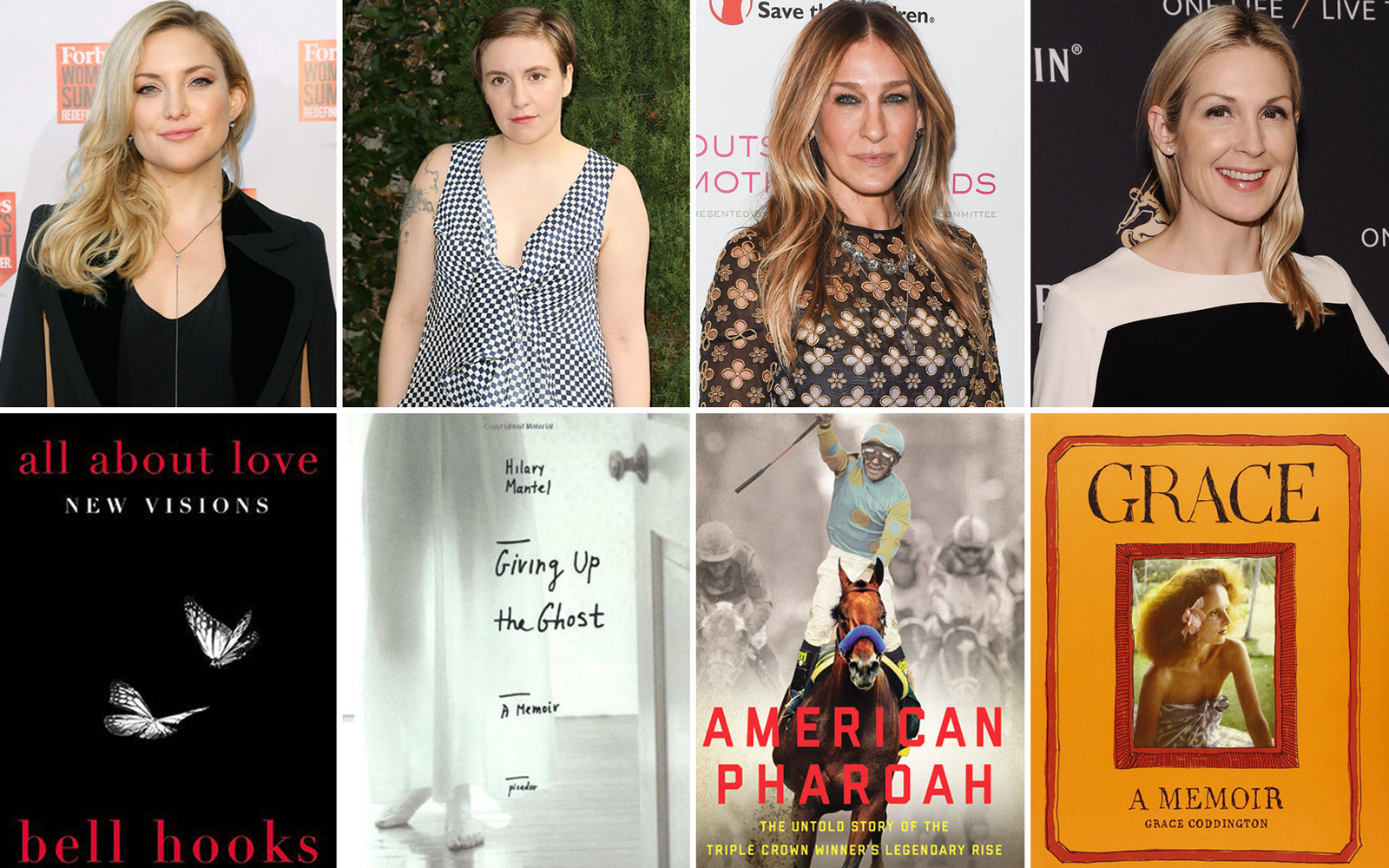 Celebrity Reading Lists