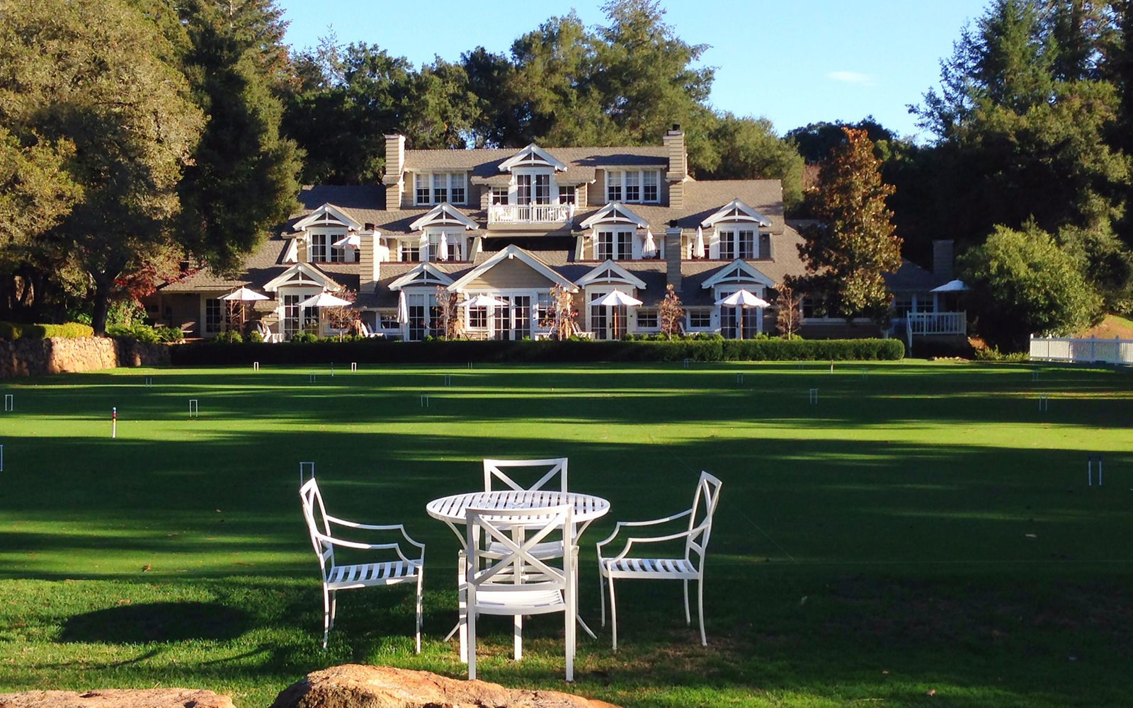 No. 9: Meadowood Napa Valley, St. Helena