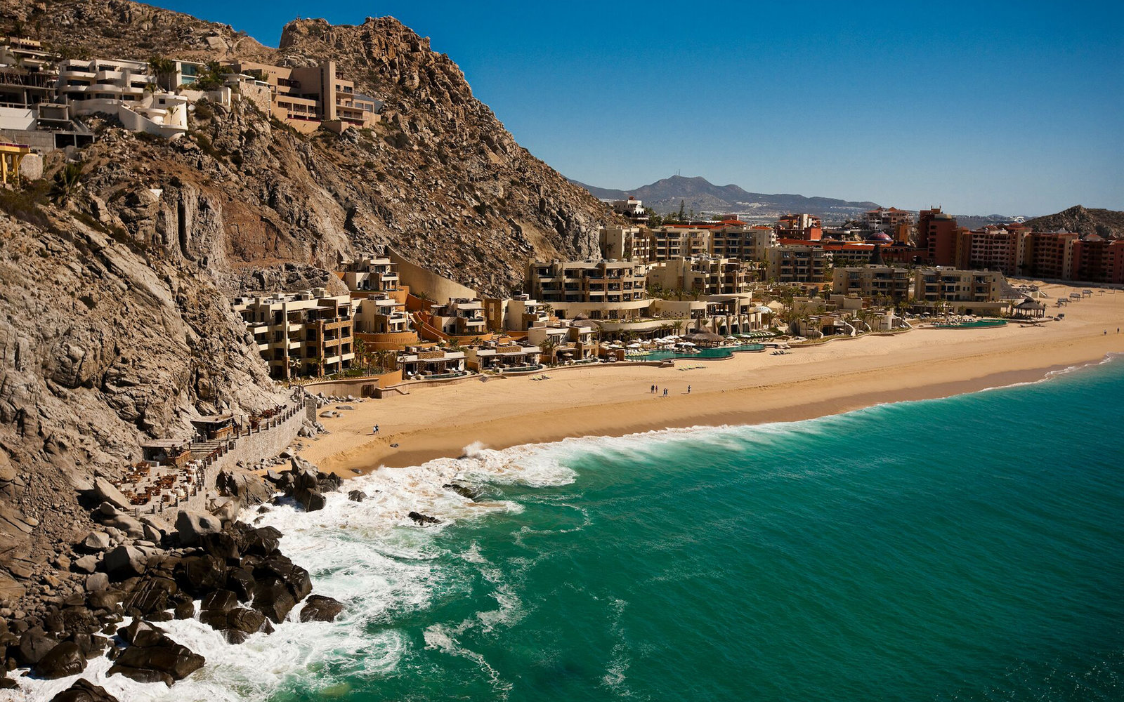 The Resort at Pedregal, Cabo San Lucas, Mexico