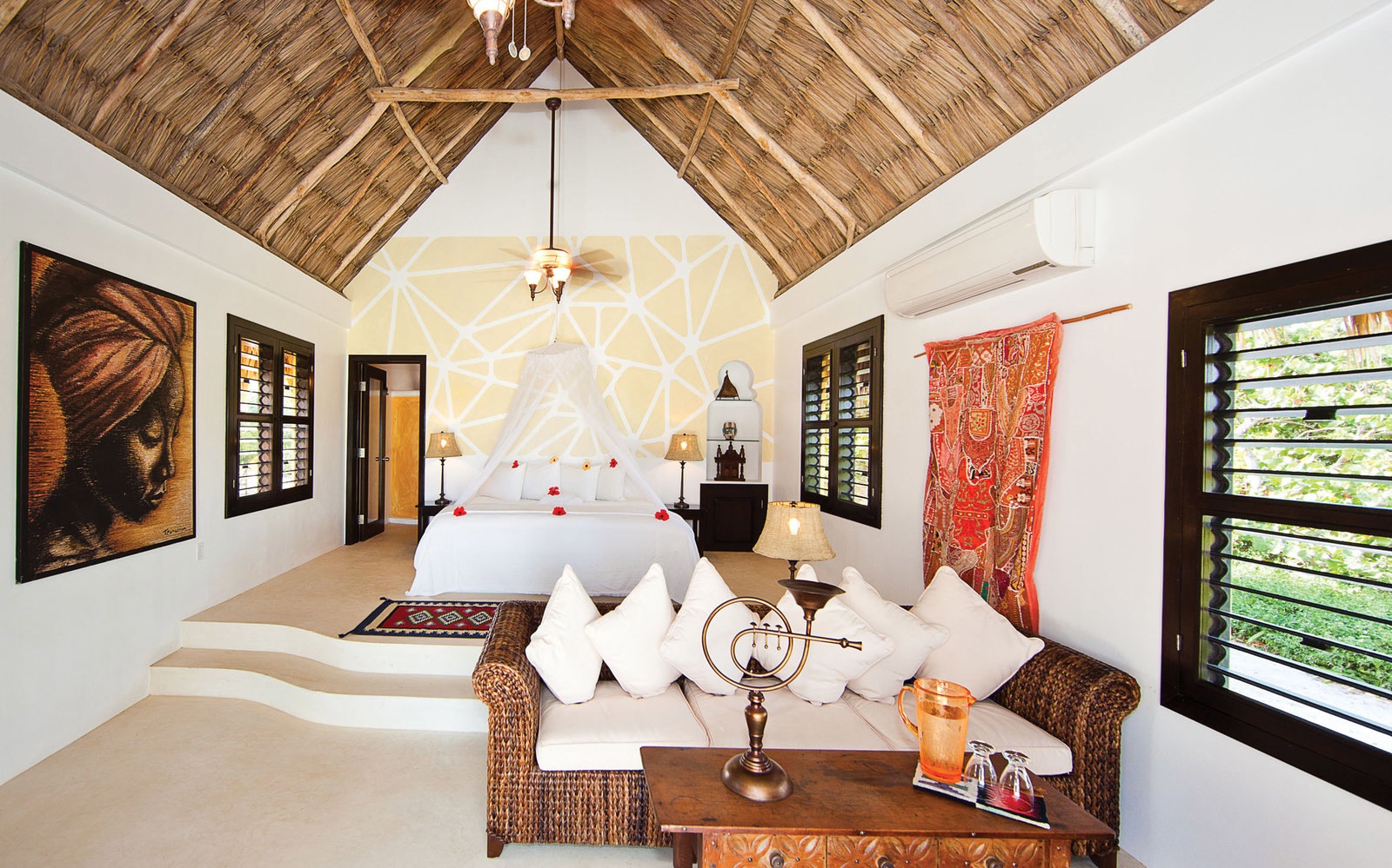 No. 3 (Tie): Matachica Resort & Spa, Ambergris Cay, Belize