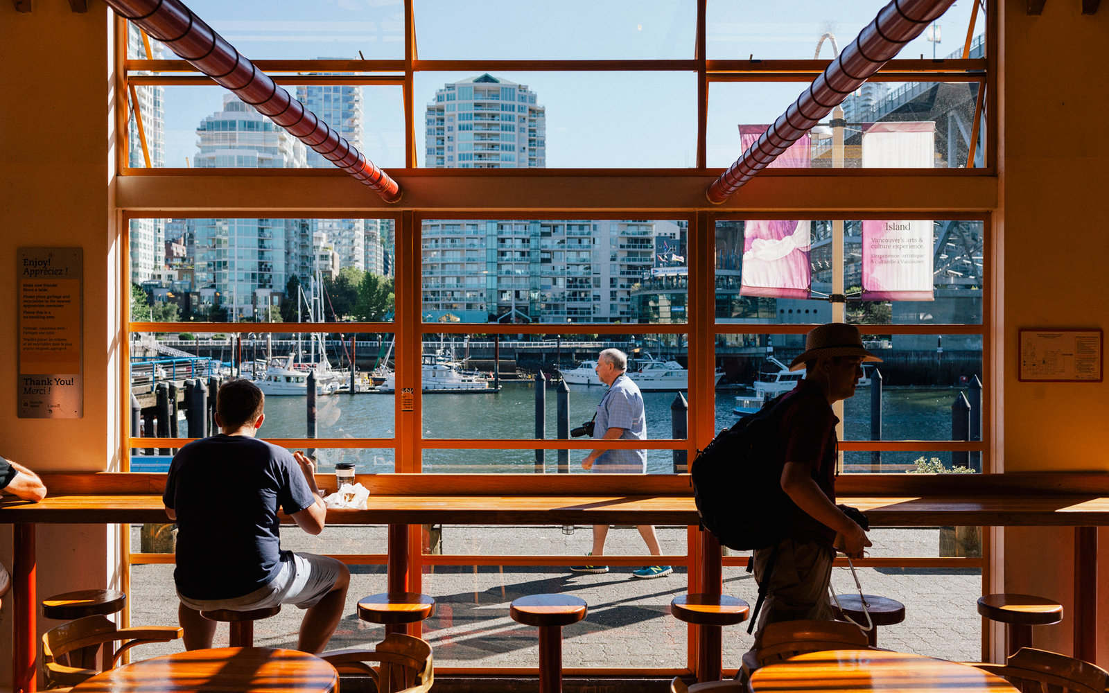 World's Best Cities in Canada Vancouver