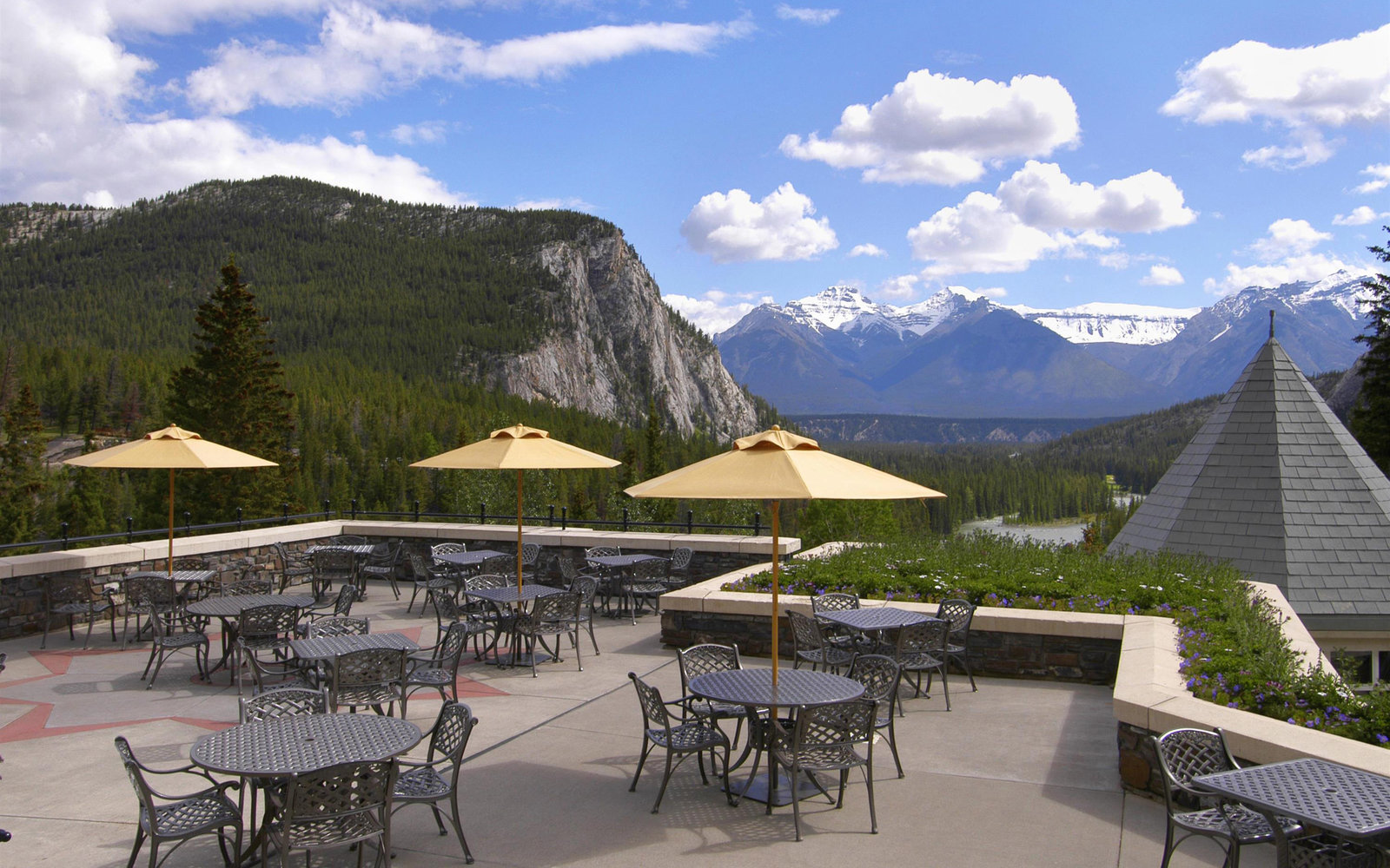 Fairmont Banff Springs Alberta