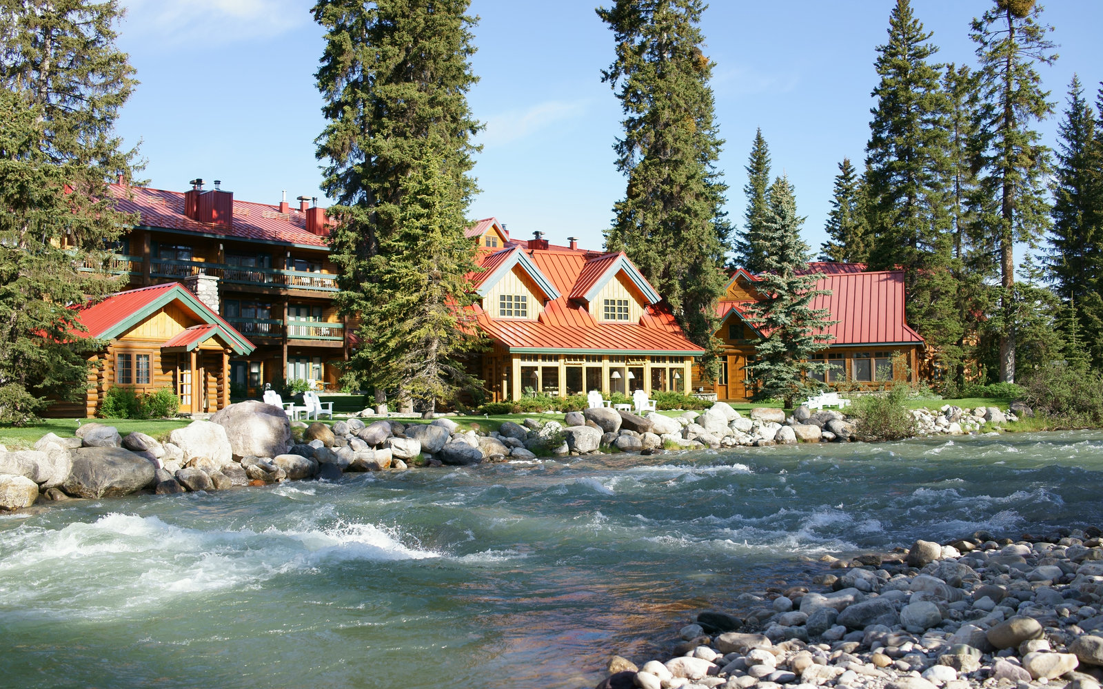 No. 6: Post Hotel & Spa, Lake Louise, Alberta
