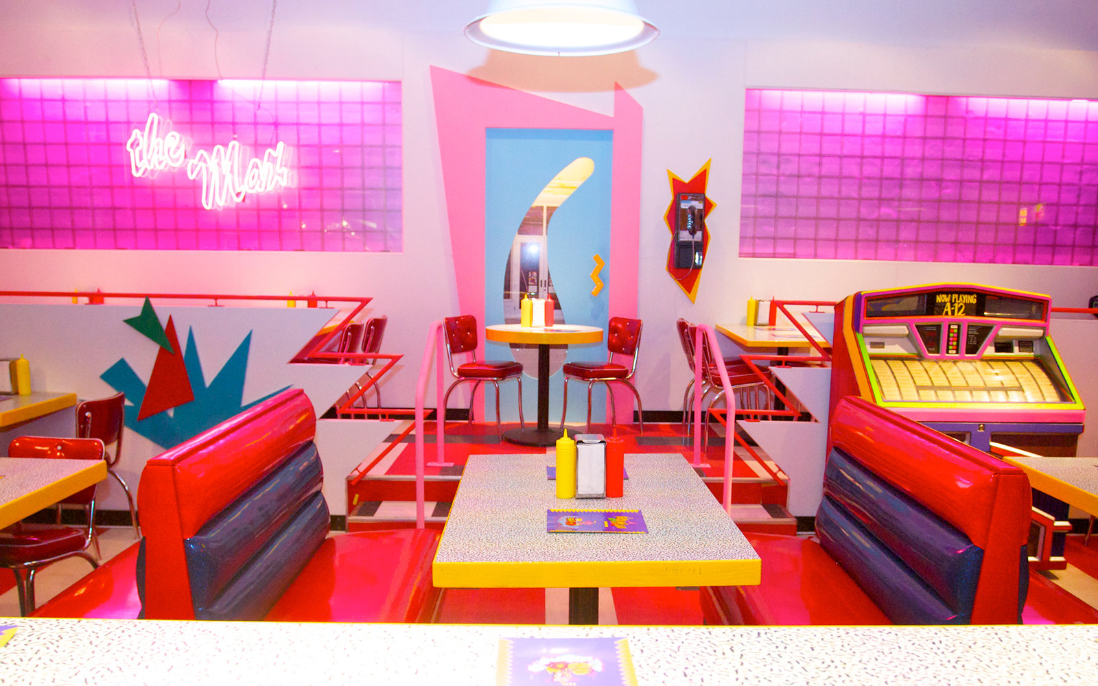 Saved By the Max Diner Chicago