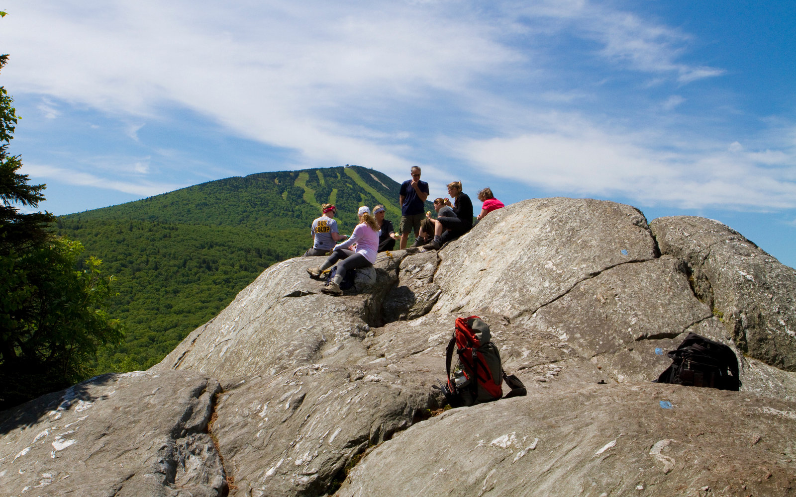 New Life Hiking Spa Vermont