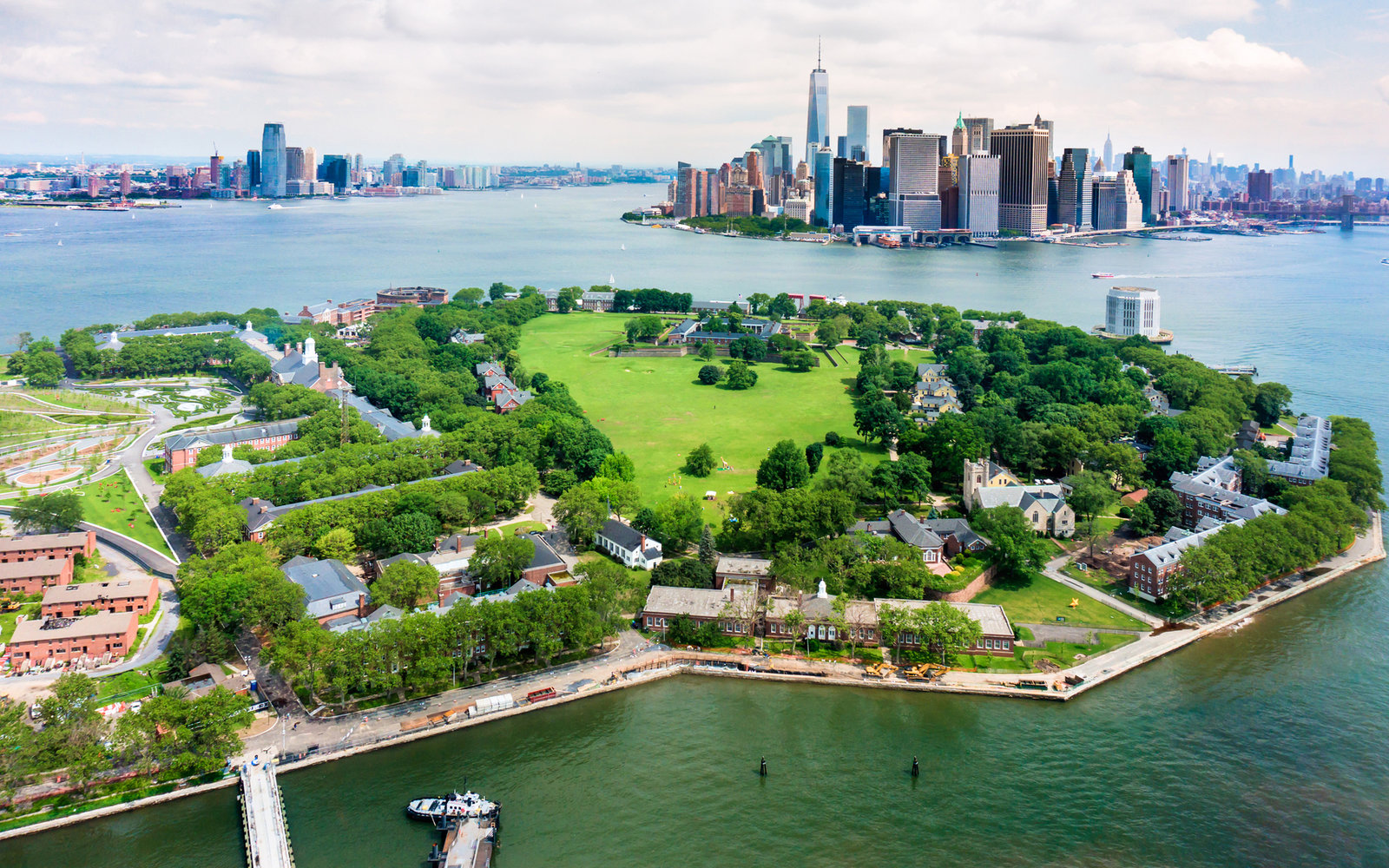 Governors Island Picnic