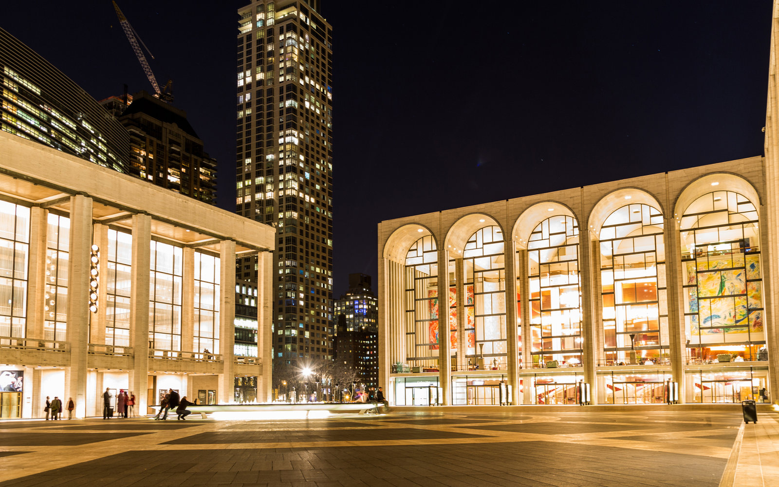 Lincoln Center Stargaze