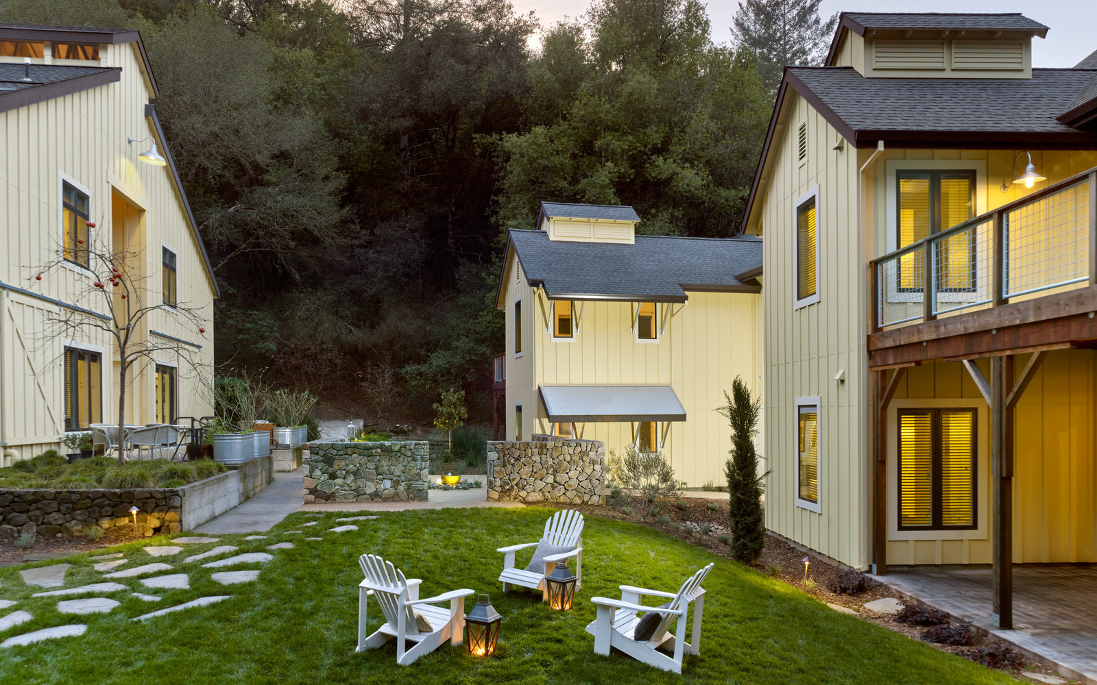 Farmhouse Inn California