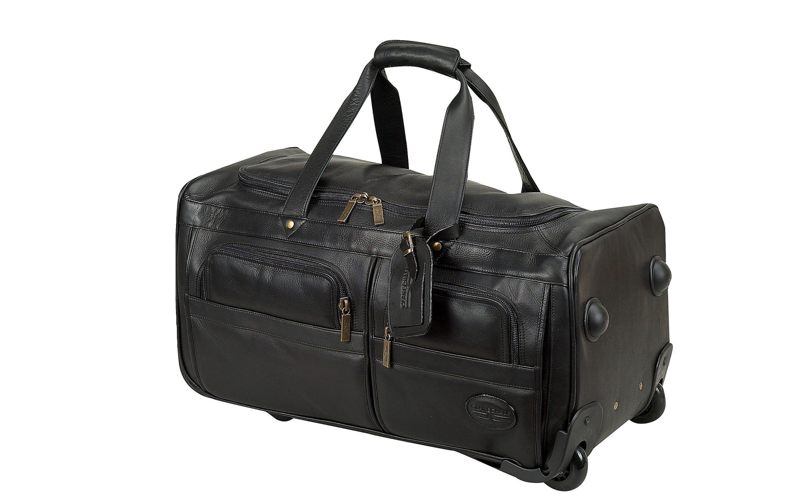 ClaireChase 22-Inch Rolling Duffel