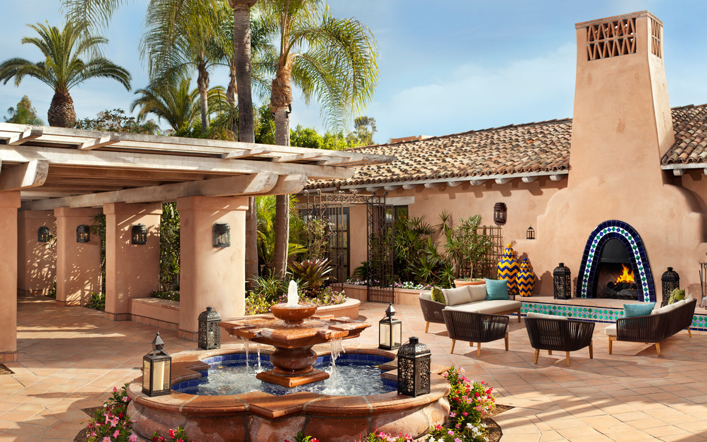 Rancho Valencia Resort Spa California