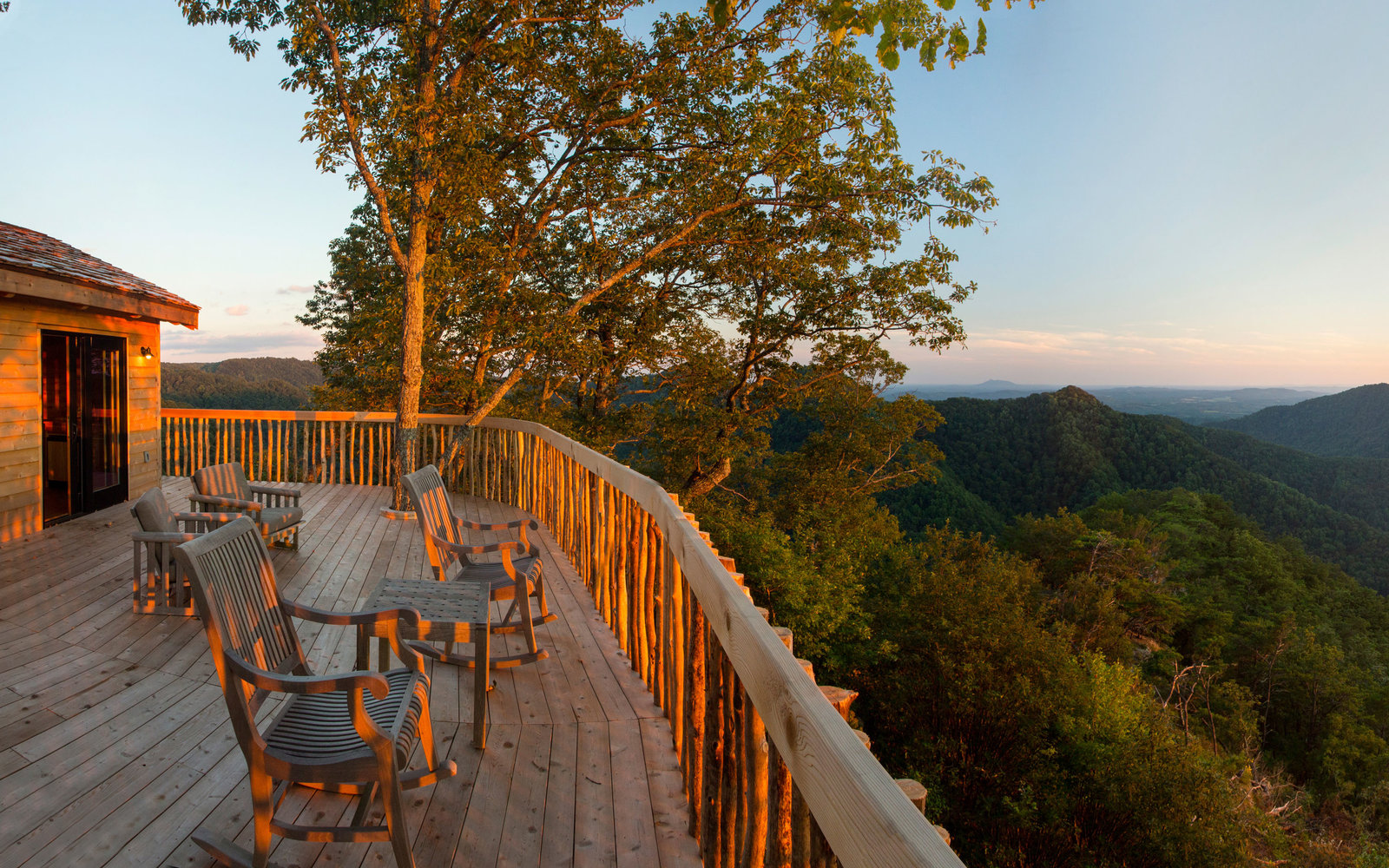 The Lodge and Cottages at Primland Virginia