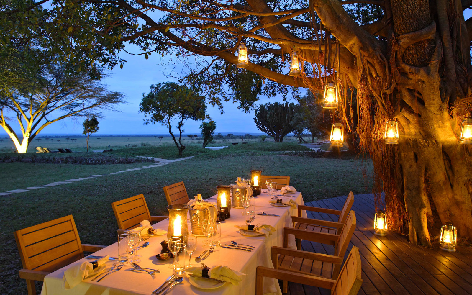 andBeyond Kichwa Tembo Tented Camp