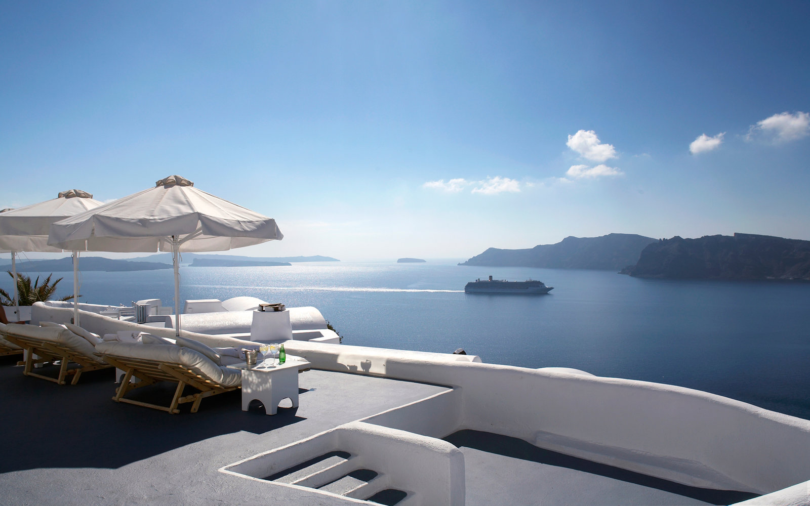 No. 5: Katikies Hotel, Santorini, Greece