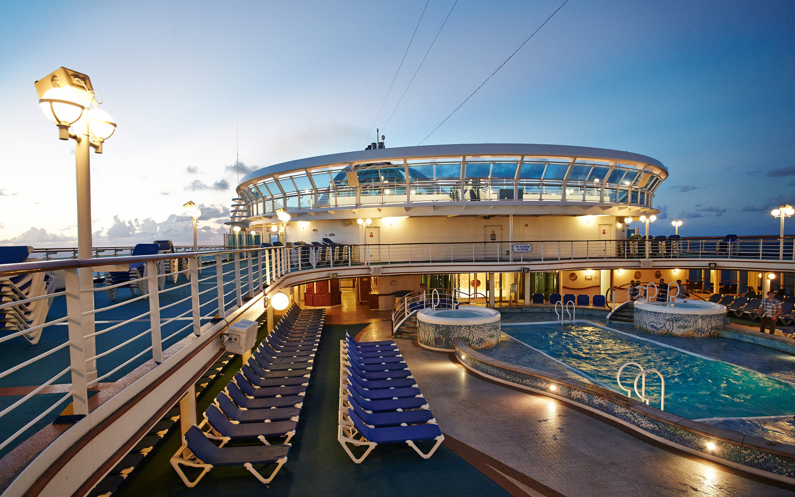 12 Cruise Ships With Incredible Pools Travel Leisure
