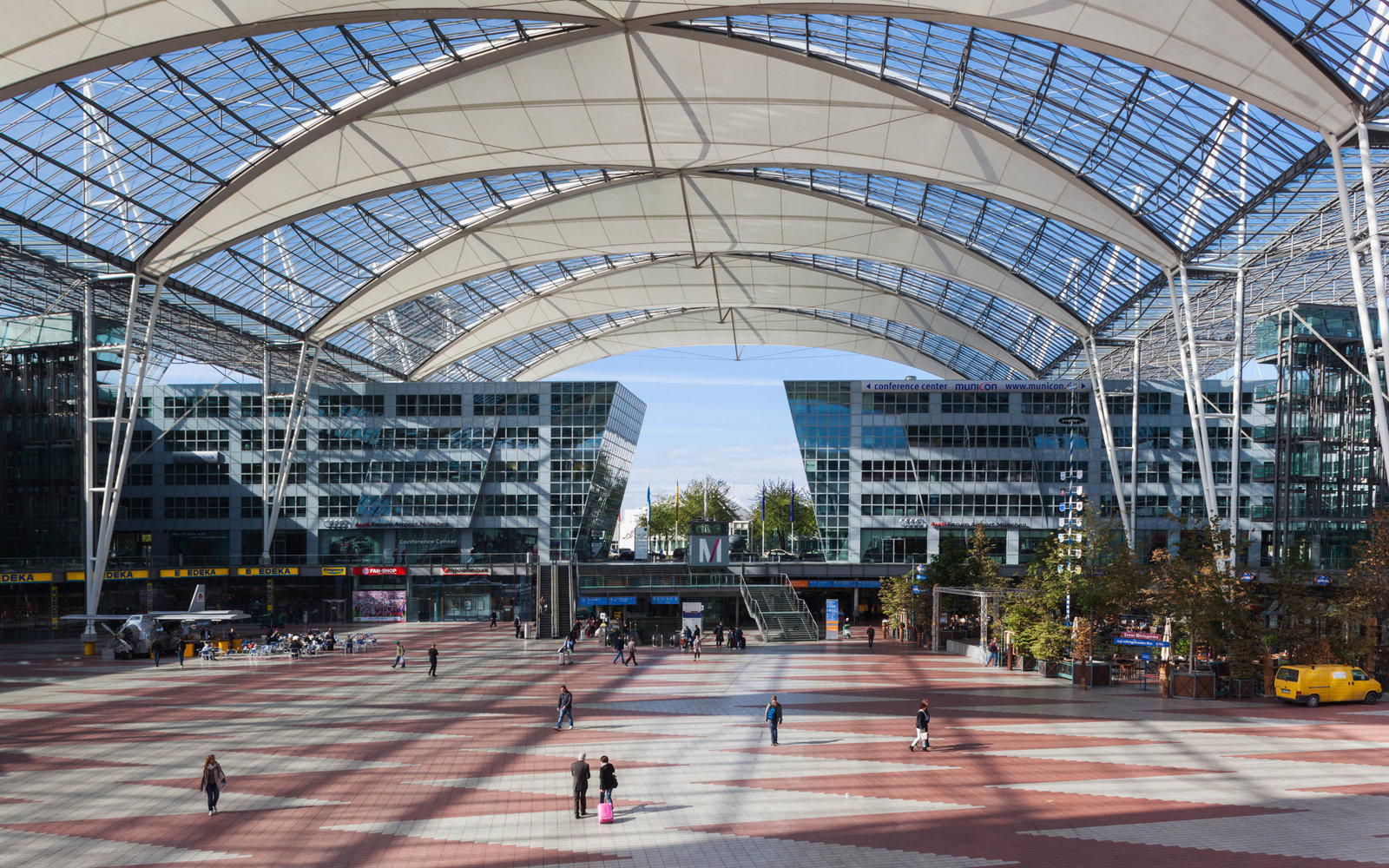 Munich Airport Germany