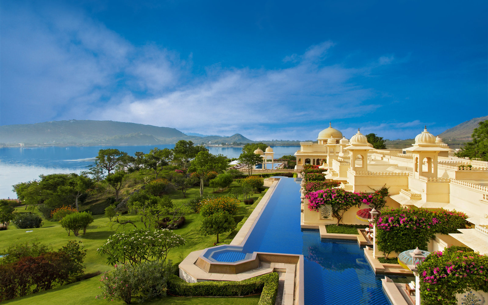 No. 2: The Oberoi Udaivilas, Udaipur, India