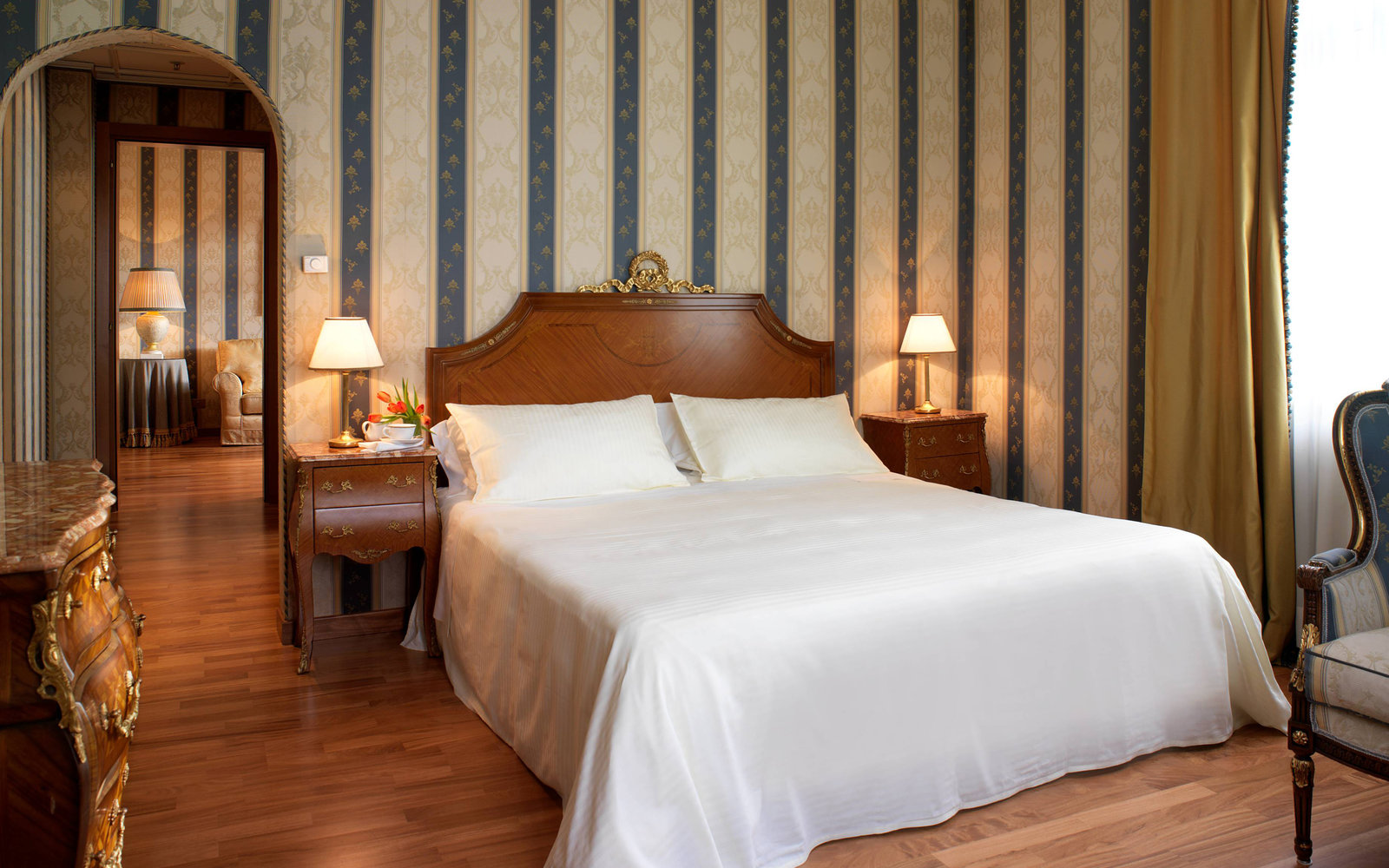No. 7: Hotel Bernini Bristol