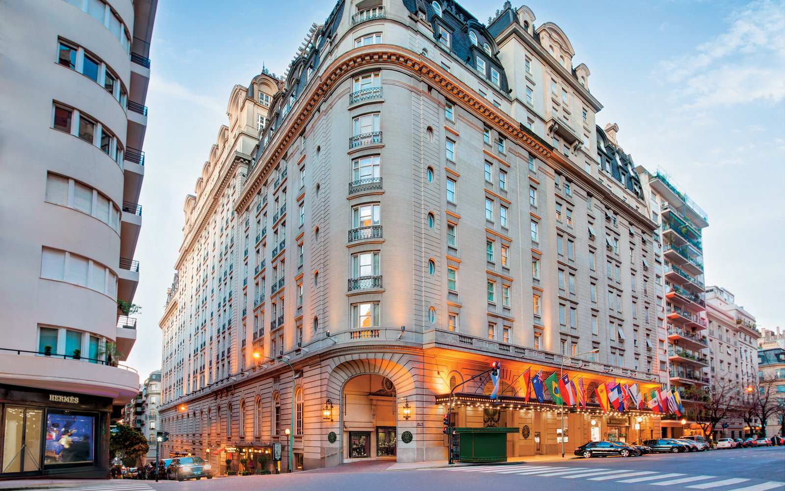 Avlear Palace Hotel Buenos Aires