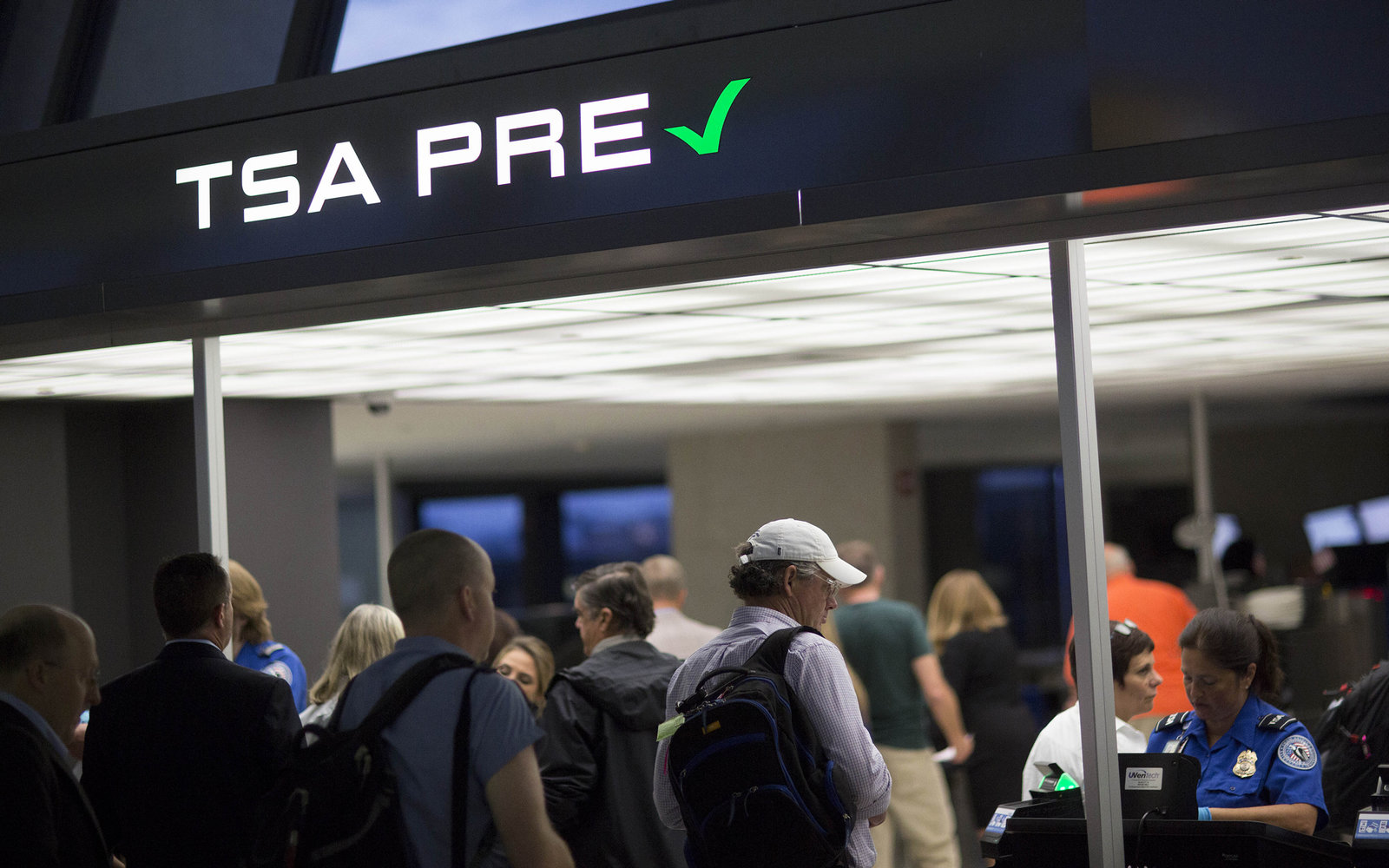 TSA PreCheck Pop Up Spots