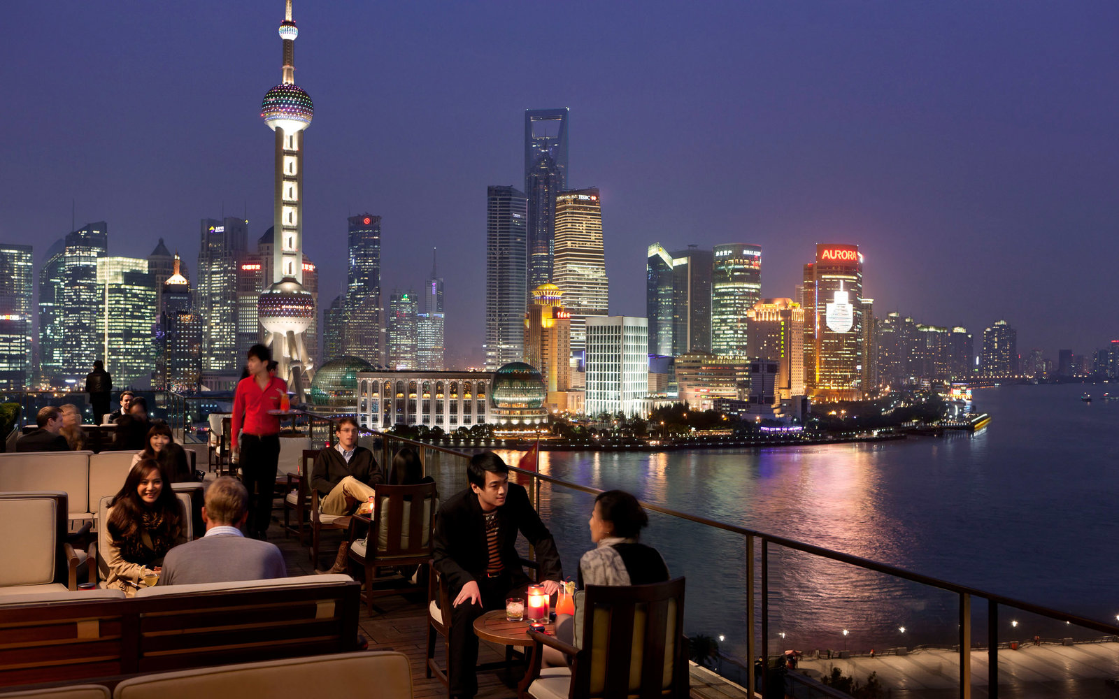 The Peninsula Shanghai China