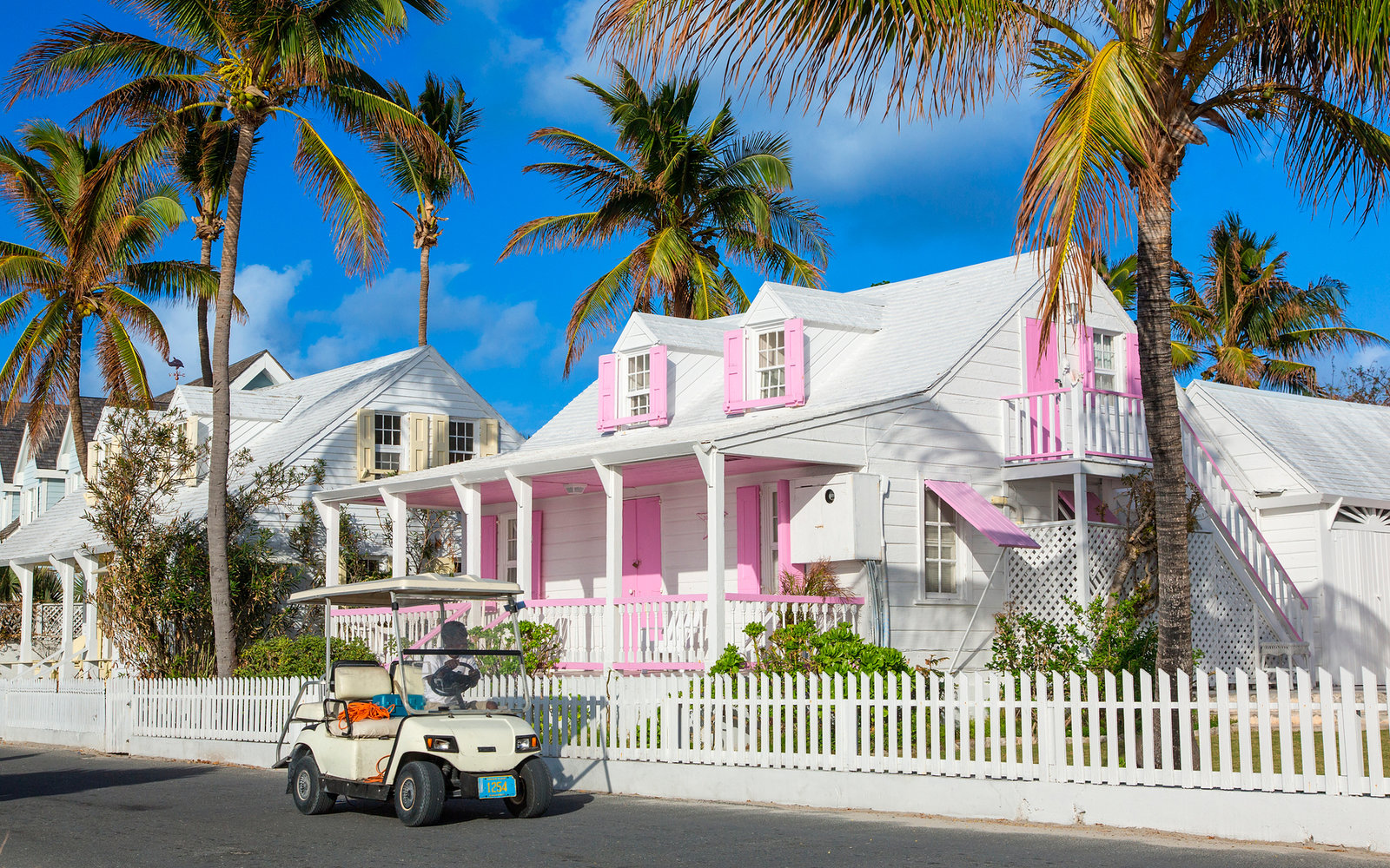 No. 2: Harbour Island, Bahamas