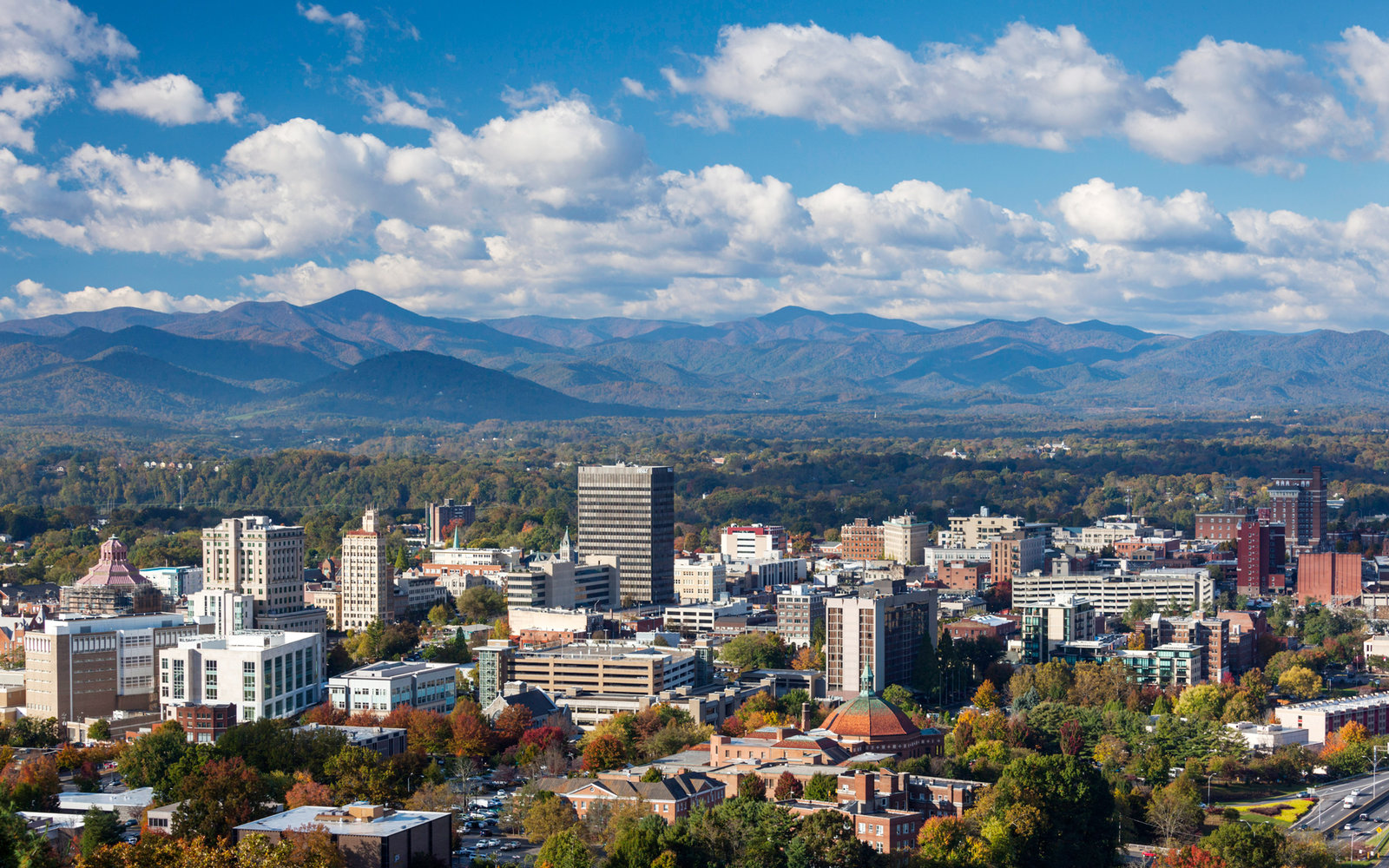 No. 10: Asheville, North Carolina