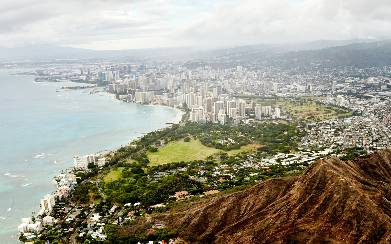 7. Honolulu, Hawaii