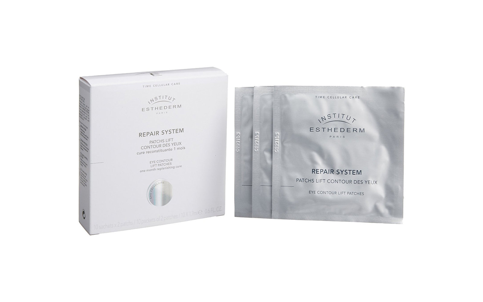Esthederm Repair System Eye Contour Lift Patches
