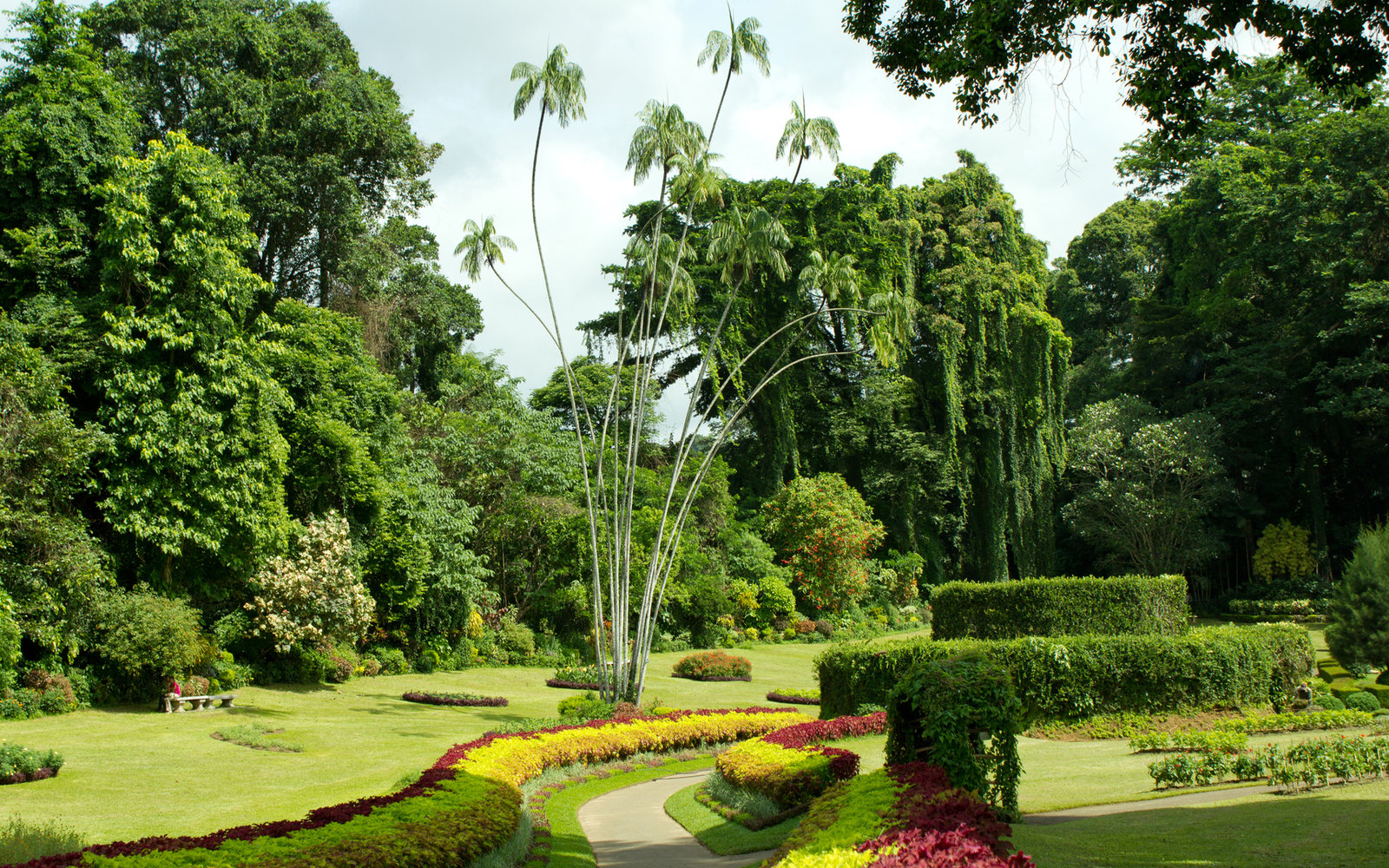 The Most Beautiful Botanical Gardens in the World