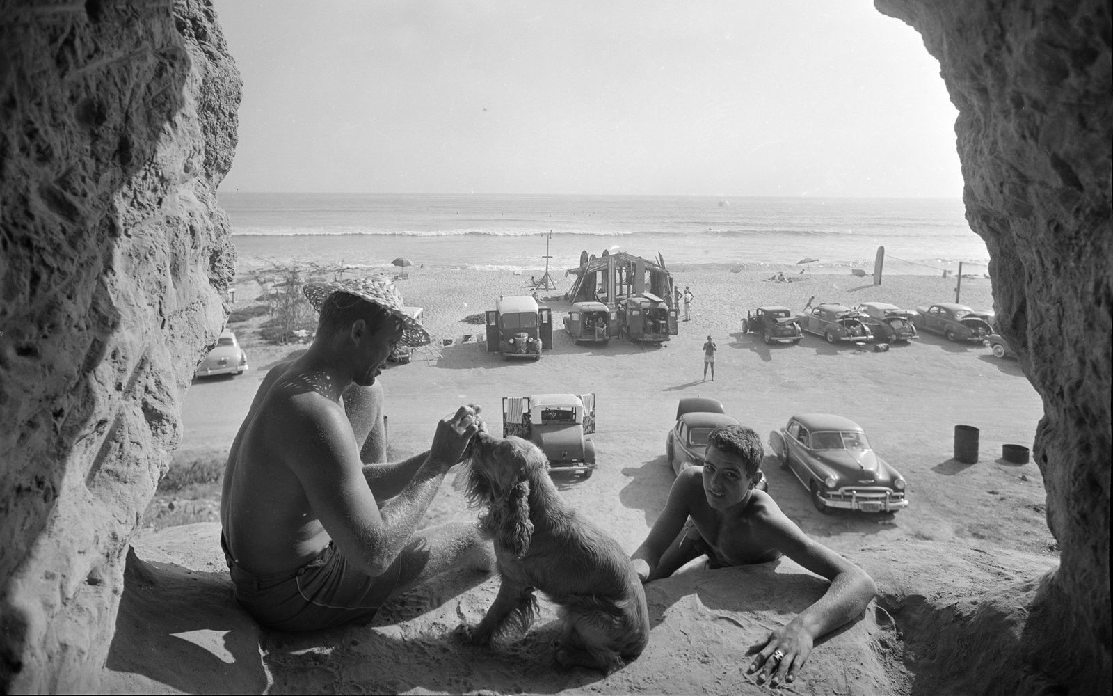 Vintage Beach Photos Travel Leisure