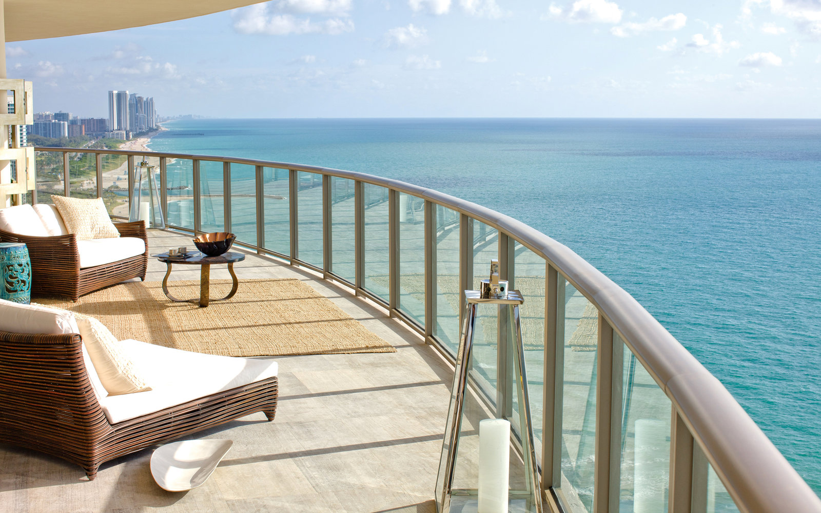 The St. Regis Bal Harbour Resort, Miami Beach, Florida