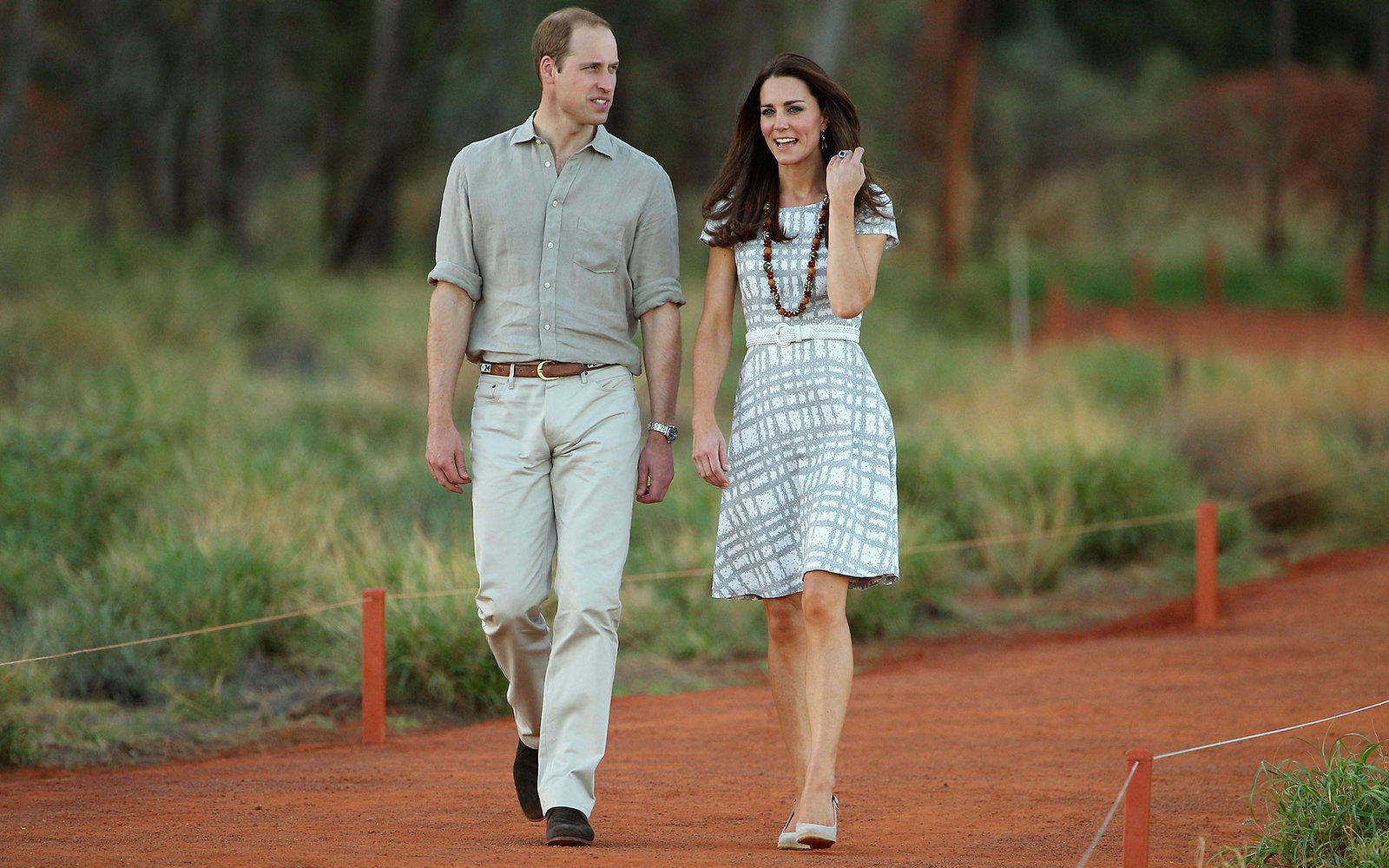 Kate Middleton Ayers Rock