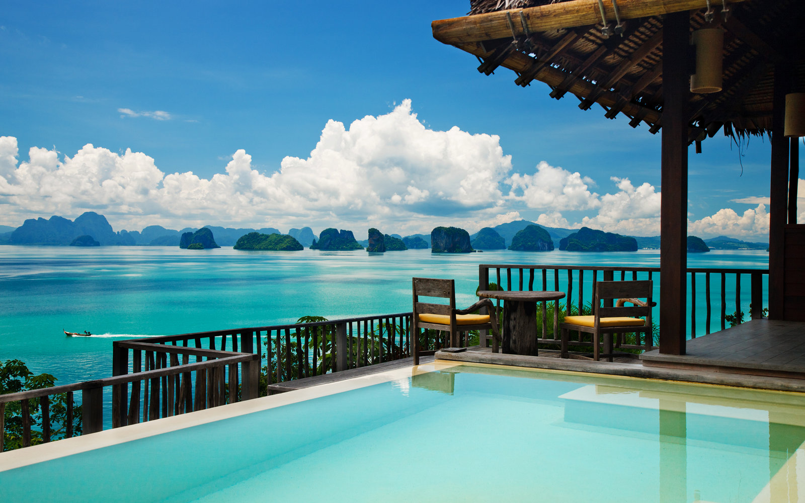 The 56 Best Places To Honeymoon Right Now