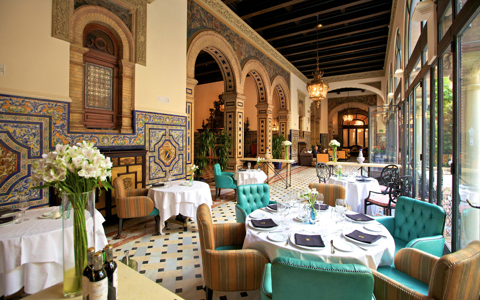 Hotel Alfonso Xlll, Seville, Andalusia, Spain