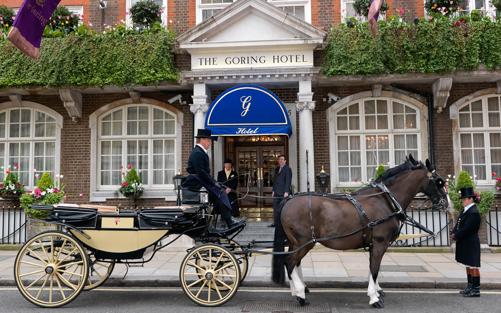 No. 4: The Goring, London