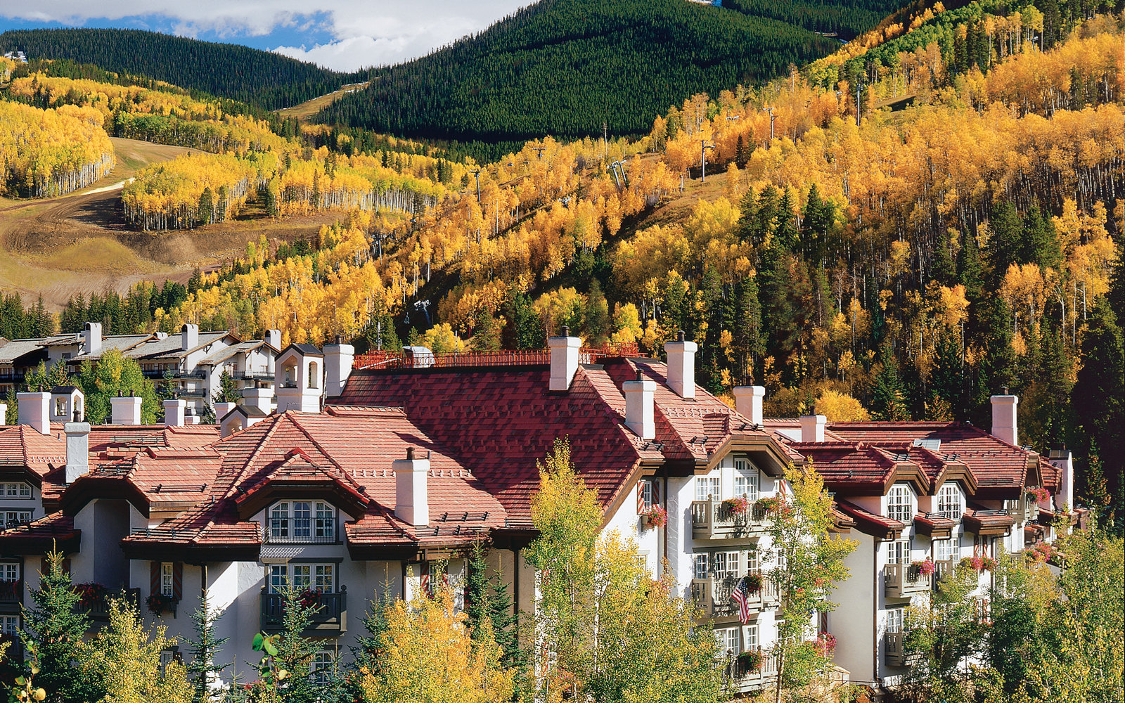No. 4: Sonnenalp Hotel,  Vail,  Colorado
