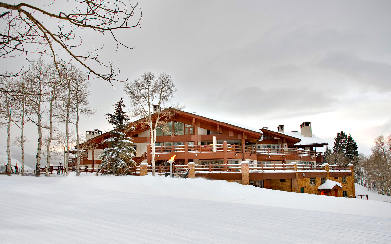 No. 6: Stein Eriksen Lodge Deer Valley,  Park City,  Utah
