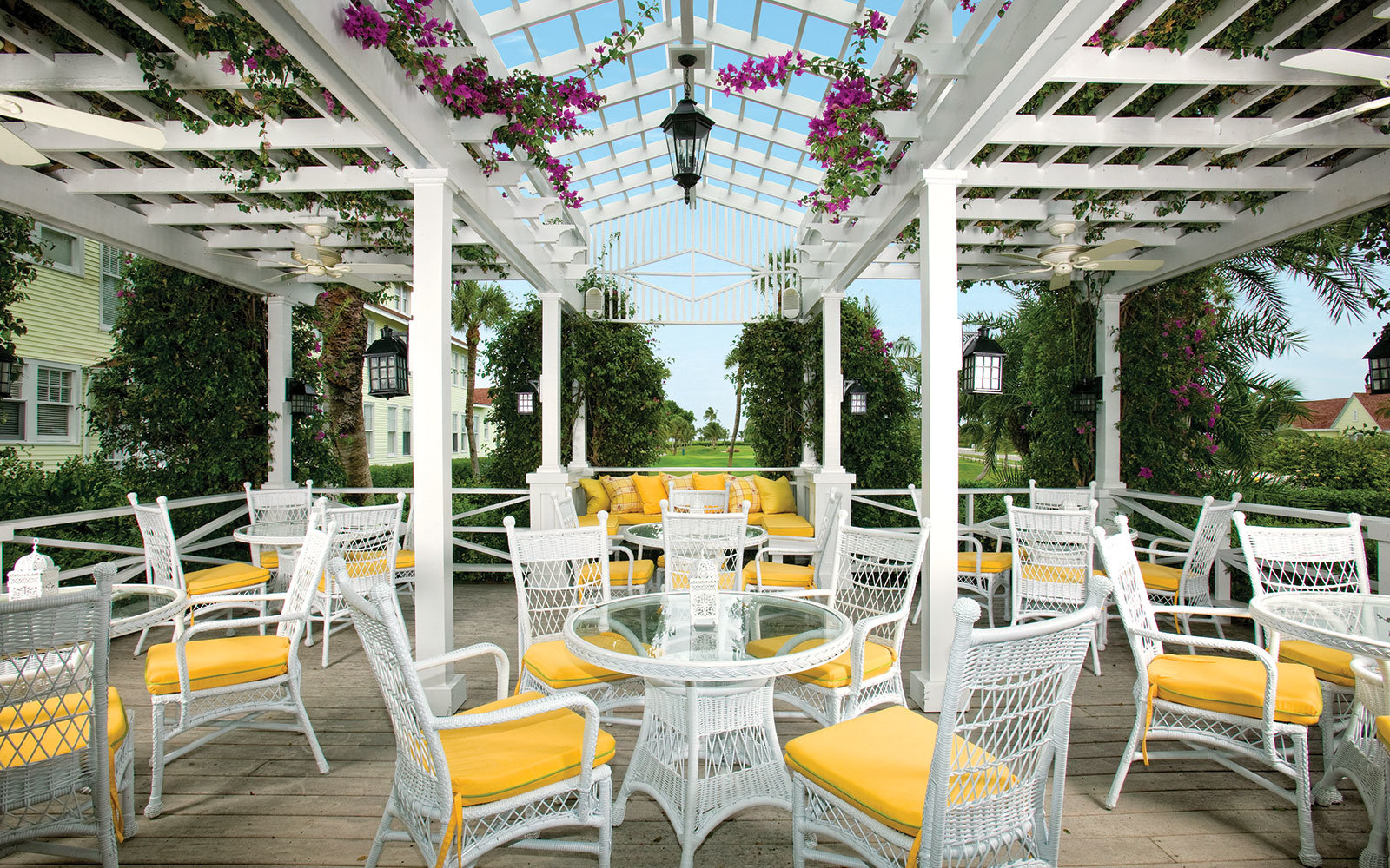 No. 14: Gasparilla Inn & Club,  Boca Grande,  Florida