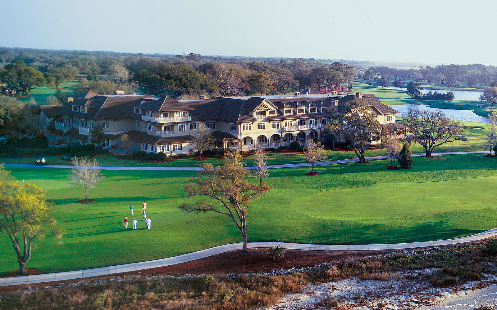Lodge at Sea Island