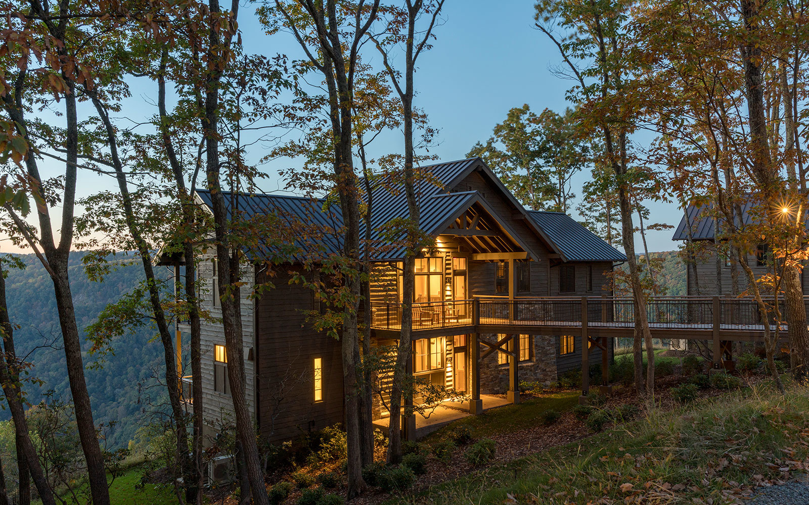 Lodges and Cottages at Primland