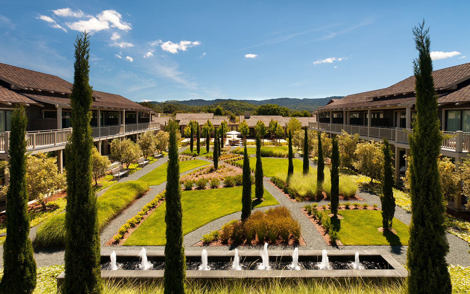 No. 11: Rosewood Sand Hill,  Menlo Park,  California