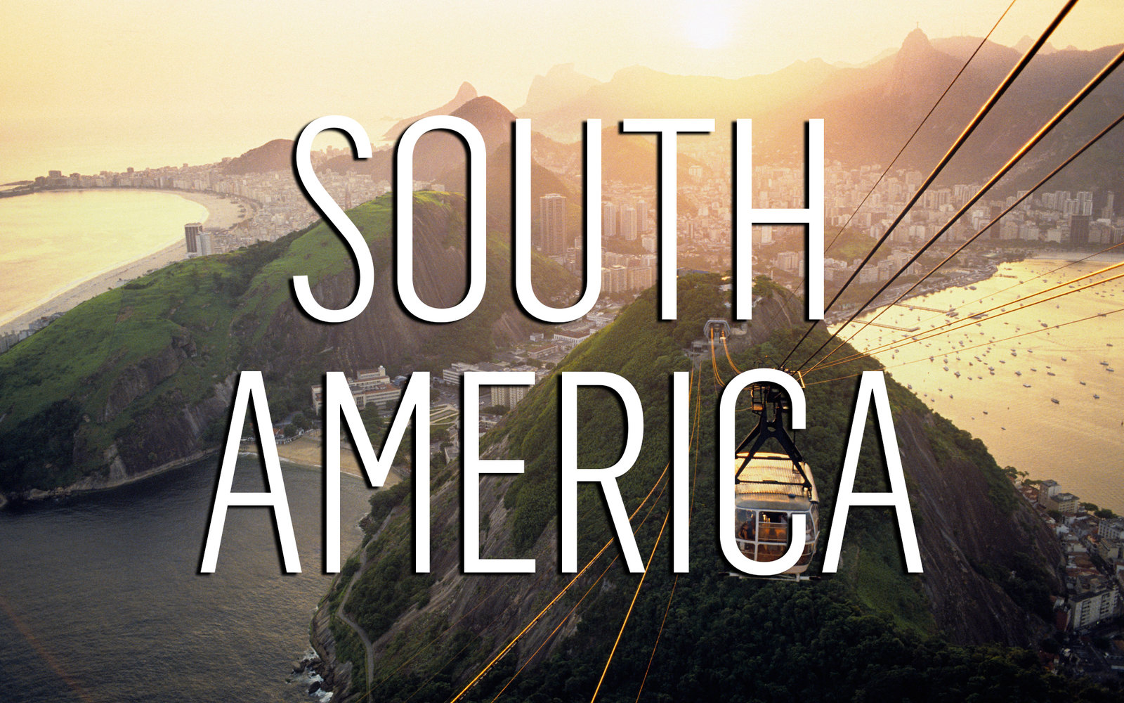 South America Honeymoon Destinations