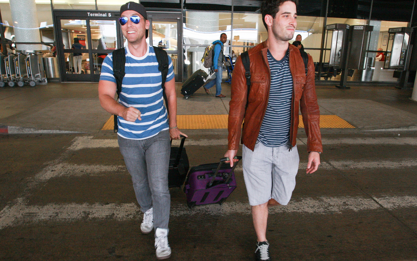 Travel Like Lance Bass