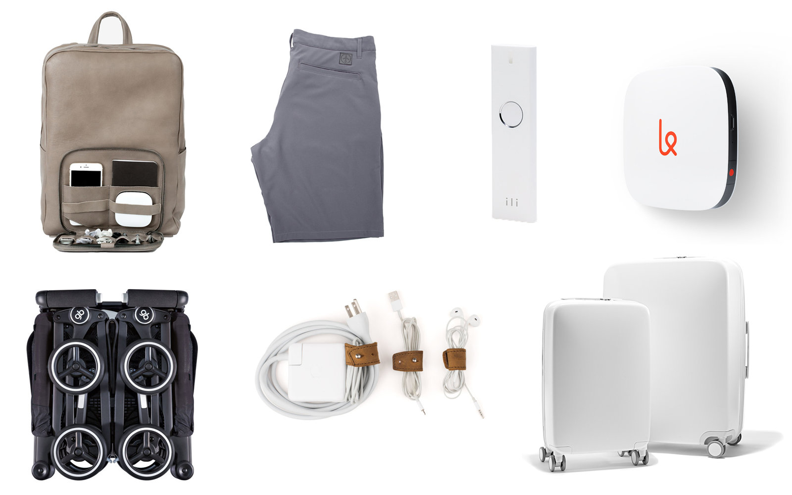 6 New, Cool Travel Products You'll Want for Your Next Vacation