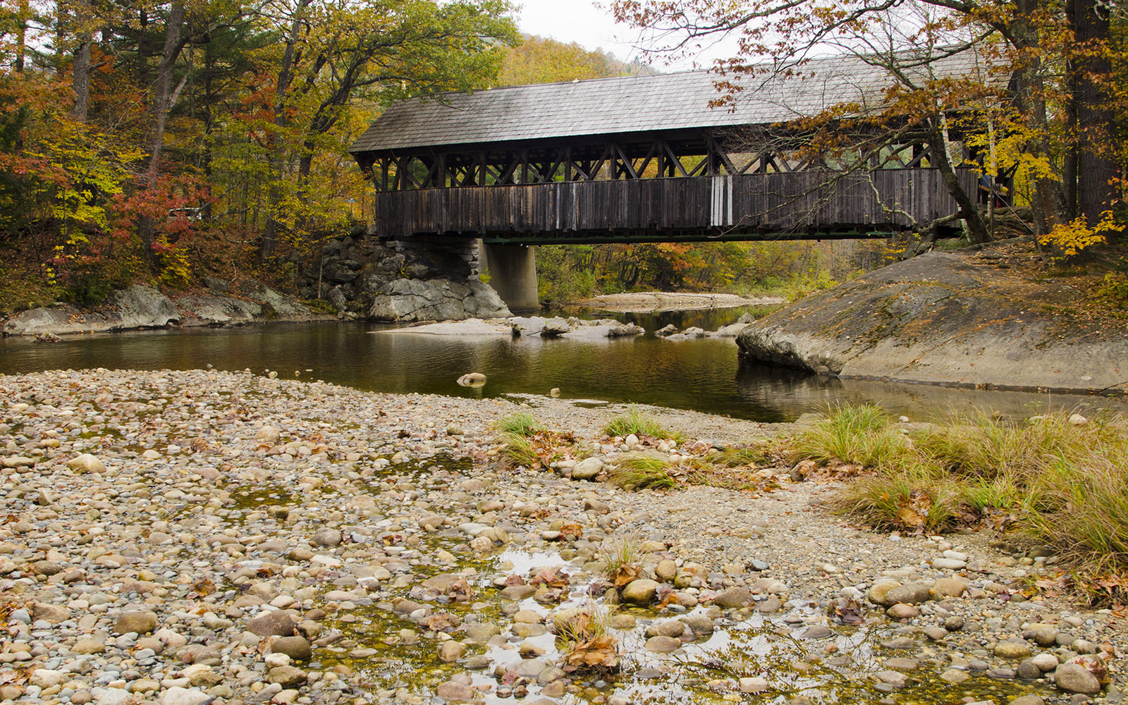 Bethel Bridge in Maine