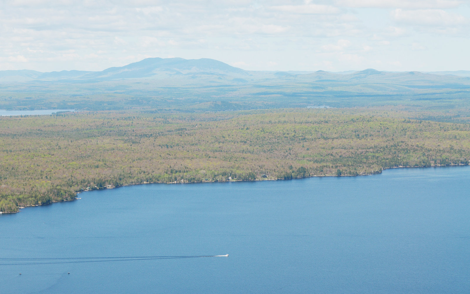 Moosehead Lake near Rockwood Maine