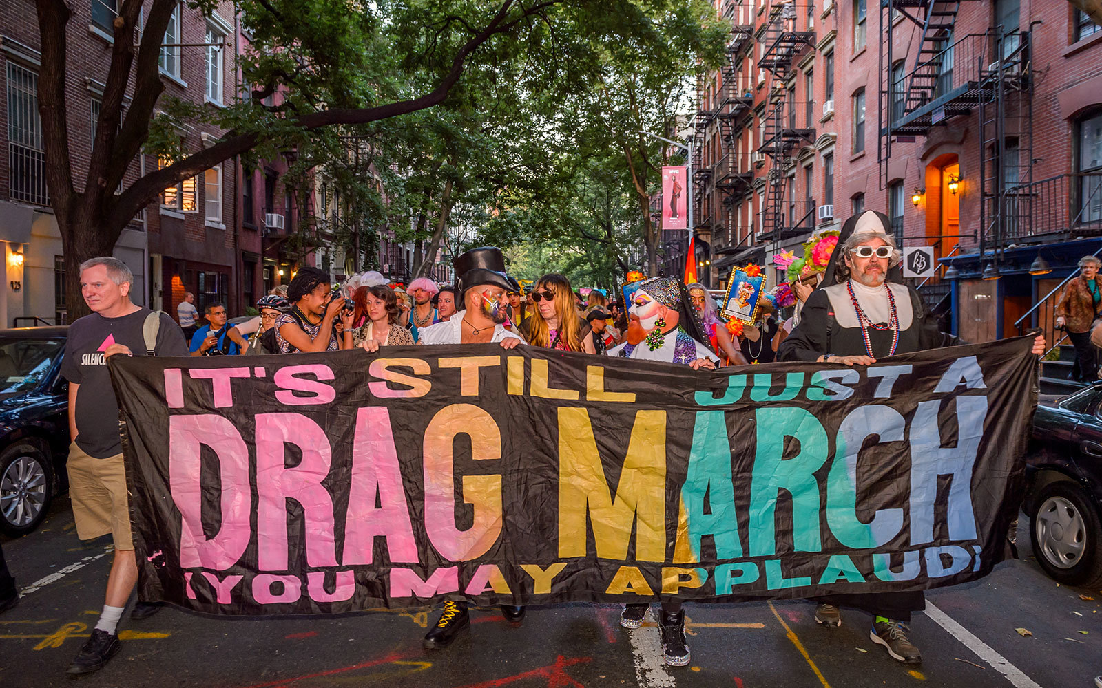 NYC Gay Pride 2016
