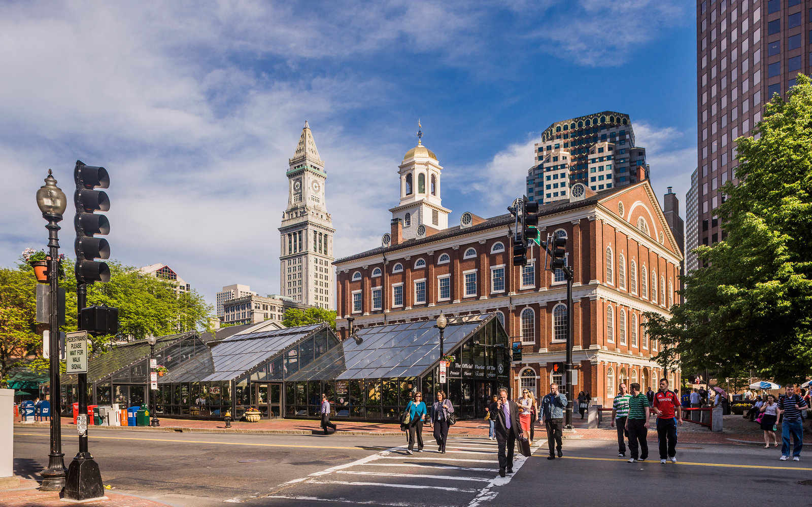 Boston Massachusetts America's Rudest Cities