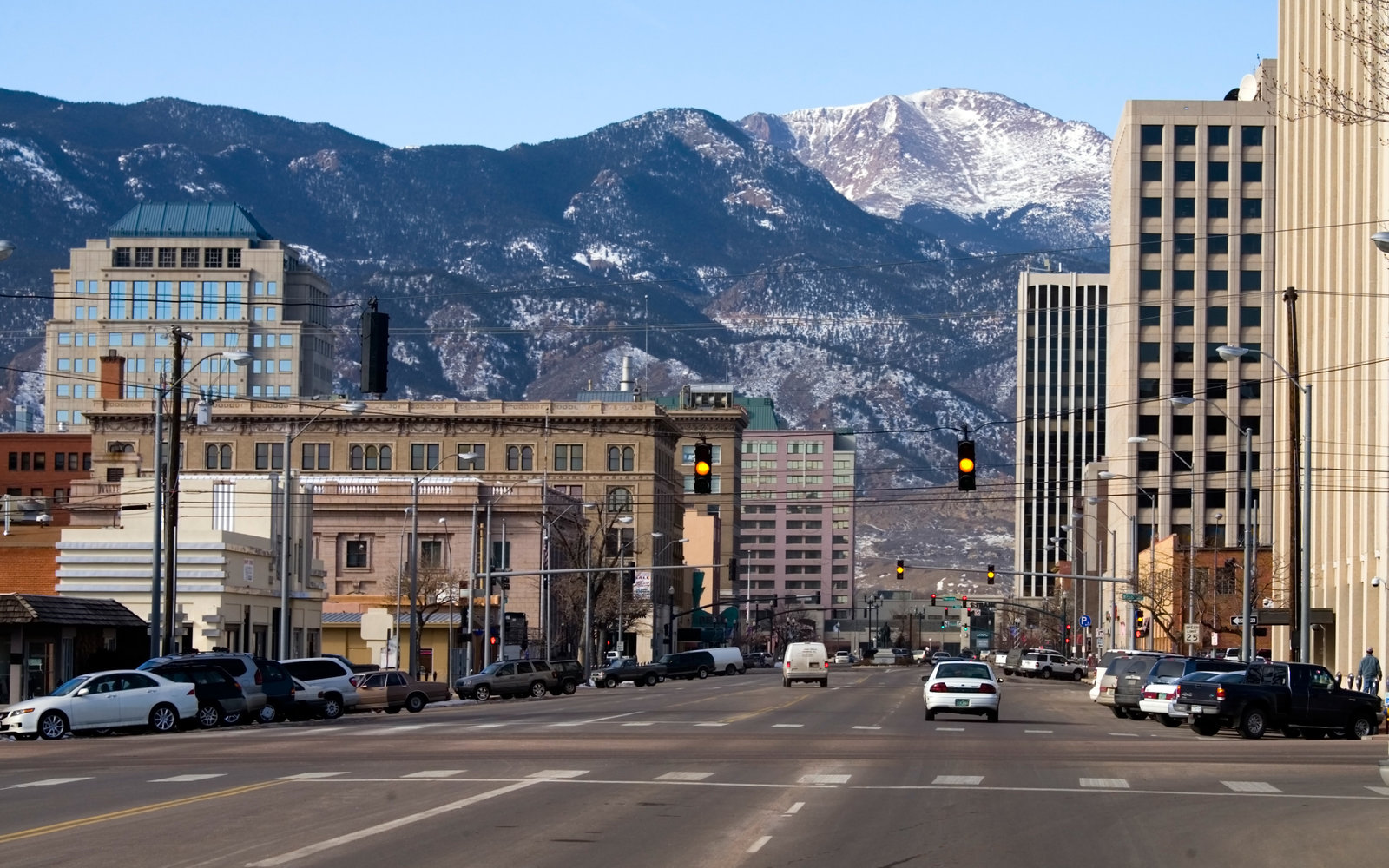 9. Colorado Springs,  Colorado